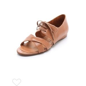 Chie mihara gofri flats sandals